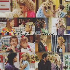 I haven't watched Fuller House, but I've watched Full House, and this is so cool :-)