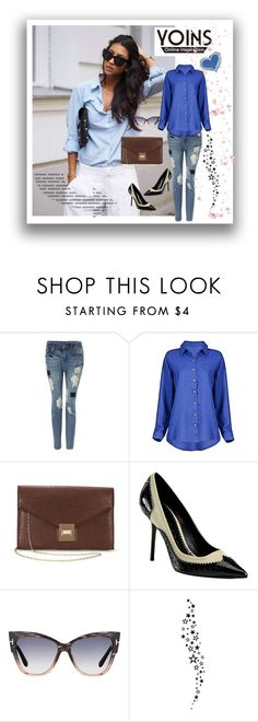 """Yoins"" by aida-1999 ❤ liked on Polyvore featuring Burberry and Tom Ford"