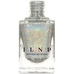 ILNP MEGA (X) - Intense Scattered Holographic Nail Polish ** Learn more by visiting the image link. (This is an affiliate link) #FootHandNailCare