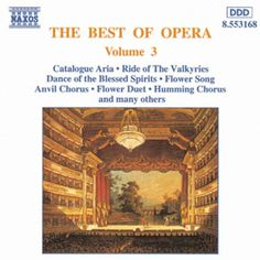 Best Of Opera, Vol. 3-Budapest Failoni Chamber Orchestra-Naxos