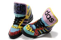 more photos f6f9b 1e872 Adidas Jeremy Scott Originals JS Big Tongue Shoes