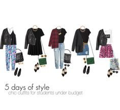 """""""Student Style"""" by frutini on Polyvore"""