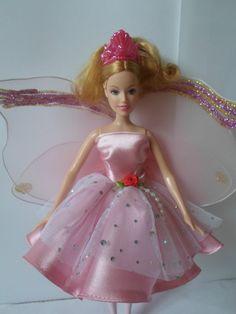 Barbie Doll - Prima Ballerina Barbie 2007 Fairy Ballet Costume Mackie Face | eBay