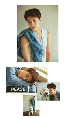 #sehun #EXO #lockscreen Sehun And Luhan, Hunhan, Celebs, Celebrities, My King, K Idols, Girls Generation, Bigbang, Handsome