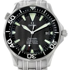 Omega Seamaster Professional 300m Automatic Watch 2254.50.00
