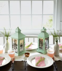 Picture-Perfect Centerpieces