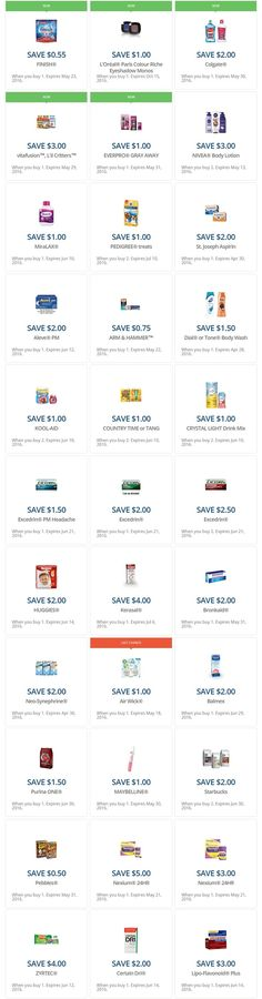 new rite aid load2card coupons...  http://www.iheartriteaid.com/2016/04/load2card-coupons-041716.html  #riteaid #coupons #couponing #couponcommunity