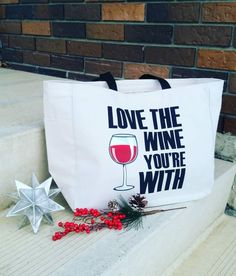 Wine tote bag - wine themed gift - polyester tote bag - wine saying/quote tote bag - original design wine bag - wine heat transfer tote bag Wine Tote Bag, Wine Quotes, Day Bag, Dog Park, Keepsakes, Heat Transfer, Wine Tasting, Special Events, Kids Toys