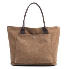 9673bb7b881f Women s Bags Handbags Shoulder Bag Canvas Shopping Bag Tote Female Canvas  Ladies Designer Fashion Hand Bag Casual Bolsos Mujer. Suede Tote BagBlack  ...