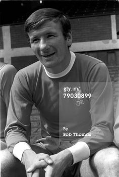 News Photo: Sport Football Liverpool FCs Tommy Smith