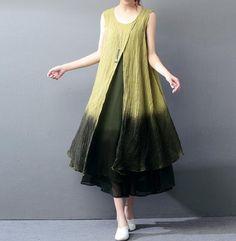 Indian Designer Outfits, Designer Dresses, Party Wear Dresses, Casual Dresses, Indian Gowns Dresses, Kurta Designs Women, One Piece Dress, Cotton Dresses, Dresses With Sleeves