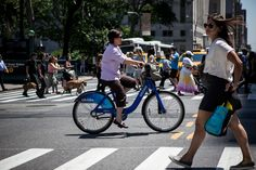 Women make up just under a third of the membership for the New York bike-share program, and persuading more to join is seen as vital to its success.