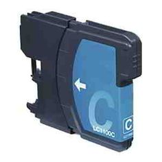 Cartucho de tinta compatible Brother Lc-980 Cyan