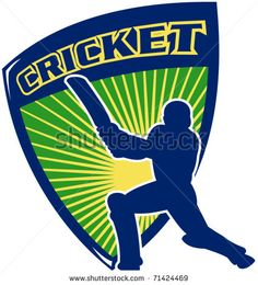 Find Illustration Cricket Sports Player Batsman Silhouette stock images in HD and millions of other royalty-free stock photos, illustrations and vectors in the Shutterstock collection. Thousands of new, high-quality pictures added every day. Cricket Bat, Monogram Logo, Logo Inspiration, Royalty Free Photos, New Pictures, Silhouette, Prints, Retro Illustration, Illustrations