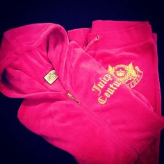 Juicy Couture Tracksuit