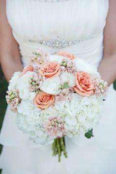 Vintage Chic Wedding Bouquet