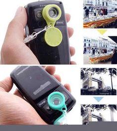 12 Wide Angle Cell Phone Camera Lomo Lens