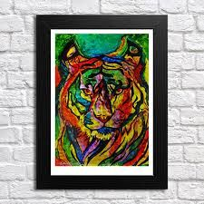 Image result for The tiger in art