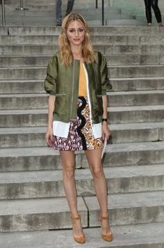 Your Definitive Guide to Olivia Palermo's Favourite Fashion Brands via…