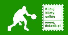 Gratka dla fanów koszykówki! Bilety na mecze koszykówki najlepszych polskich drużyn dostępne online! Sprawdź: www.ticketik.pl