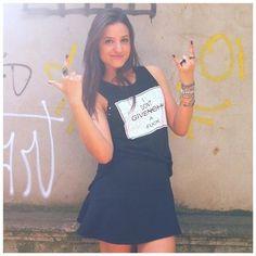 All black é o primeiro look-inspiração do dia, porquê hoje é dia de rock, bebê! #Vemprazas