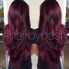 Red And Purple Hair Sally S Ion Color Brilliance Shade Medium Intense Red 4ir 44 66 Obsessed Tresses Pinterest Ion Color Brilliance