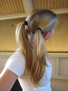 Hair Day, New Hair, Pretty Hairstyles, Easy Hairstyles, Halloween Hairstyles, Pigtail Hairstyles, Hair Inspo, Hair Inspiration, Cabelo Inspo