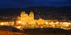plaza Cusco.