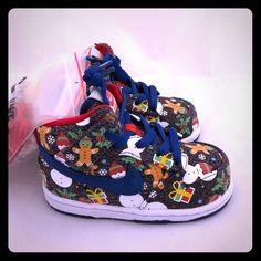 wholesale dealer 0c668 b2a4e Nike Shoes   Nike Dunk High Sb Ugly Christmas Sweater 7c   Color  Blue