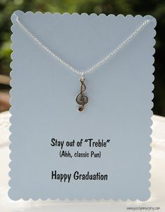 Jac o' lyn Murphy: A Pitch Perfect Graduation! Gifts for the Girl Graduates