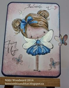 'Fairy Magic' by 'All Dressed Up'.