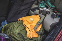 Heading out? Keep your gear protected! Photo: #aqambassador @mountainfound #liveyourquest #aqwaterproof #adventure . . . #optoutside #wildernessculture #theoutbound #camping #campingcollective #hikingadventures #waterproof #liveoutdoors