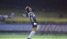 Ronaldo (Ronaldo Soares Giovanelli) - No 1 (Goalkeeper). Sport Club Corinthians Paulista 1988/1998.