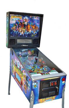 Pinball Machines - Monster Bash Pinball Machine - The Pinball Company