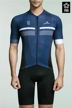 Blue Team Cycling Jersey Men in Stock Sale d944b1b11