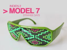 #lunettes #shades #sunglasses  made by strange froots
