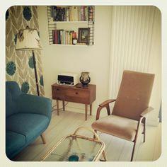 New vintage chair Bij Neeltje