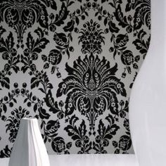 Graham & Brown offers a wide selection of Damask wallpaper and wall coverings for your home. Shop for modern design wallpaper and Damask wall coverings now. Velvet Wallpaper, Paintable Wallpaper, Brown Wallpaper, Black And White Wallpaper, Damask Wallpaper, Modern Wallpaper, Wall Wallpaper, Designer Wallpaper, Closet Wallpaper