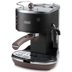 DeLonghi ECOV311.BK Icona Vintage Espressomachine