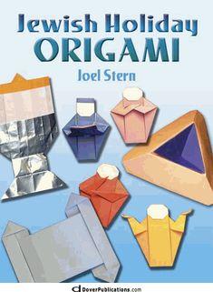 Jewish Holiday Origami [more at pinterest.com/eventsbygab]