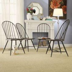 HomeVance Grayson 4-piece Dining Chair Set
