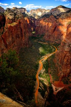 Polo Pixel: Zion National Park, Utah United States