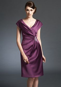mother of the bride dress .i so need to find this in a day dress fabric!