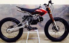 Motoped    Motoped Fat Tire Bike