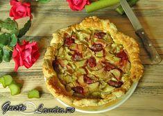 Rhurbar pie Quiche, Pie, Breakfast, Desserts, Food, Torte, Morning Coffee, Tailgate Desserts, Cake