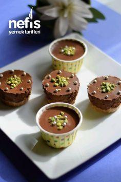 Çikolatalı Mousse (Yumurtasız) #çikolatalımousse #çikolatalıtarifler #nefisyemektarifleri #yemektarifleri #tarifsunum #lezzetlitarifler #lezzet #sunum #sunumönemlidir #tarif #yemek #food #yummy