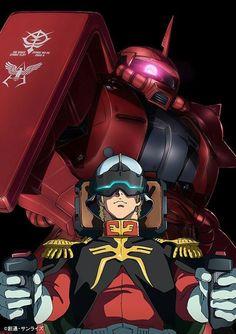 Mobile Suit Gundam: The Origin: Advent Of The Red Comet Gundam Wing, Gundam Art, ガンダム The Origin, Robot, Japanese Superheroes, Gundam Wallpapers, Gundam Mobile Suit, Mecha Anime, Gundam Model