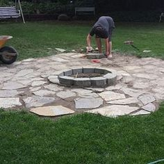 3 Beaming Clever Tips: Fire Pit Cover Modern fall fire pit party.Large Fire Pit How To Build unique fire pit how to build.Large Fire Pit How To Build. Fire Pit Area, Diy Fire Pit, Fire Pit Backyard, How To Build A Fire Pit, Desert Backyard, Backyard Patio, Large Fire Pit, Metal Fire Pit, Fire Fire