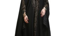 Cozy Hood Abaya Collection for Winter Styling