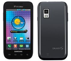 Samsung Mesmerize Android Phone from US Cellular